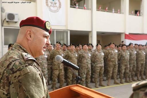 قائد الجيش اللبناني:  الانتصار لم يأتِ إلاّ نتيجة لصمود شعبنا ومقاومته