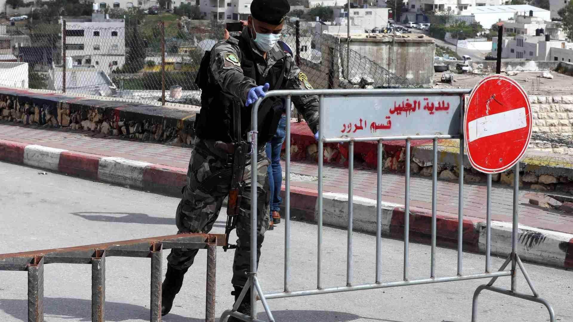 """بعد وقف التنسيق الأمني.. القوات الفلسطينية تنسحب من مناطق """"باء"""""""