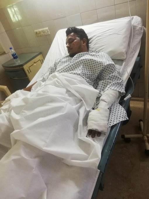 رواية أحد الناجين من تحطم الطائرة الباكستانية