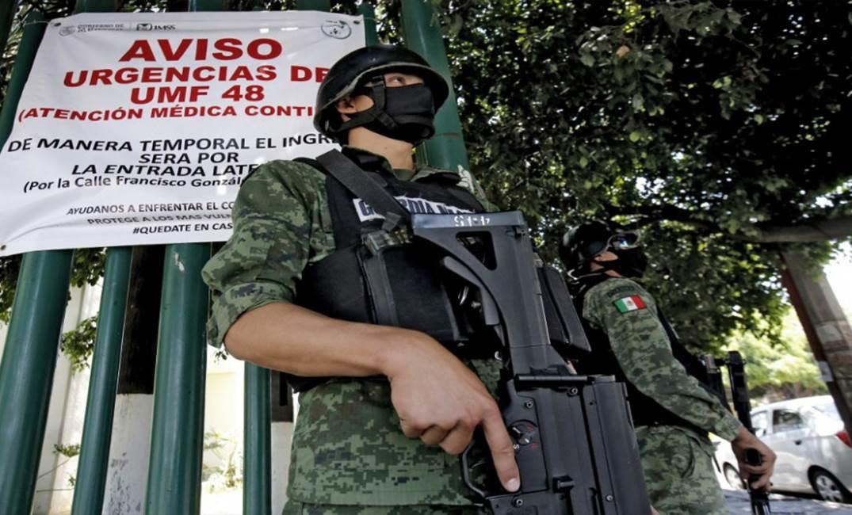 مقتل 8 سجناء بأسلحة نارية وسط المكسيك