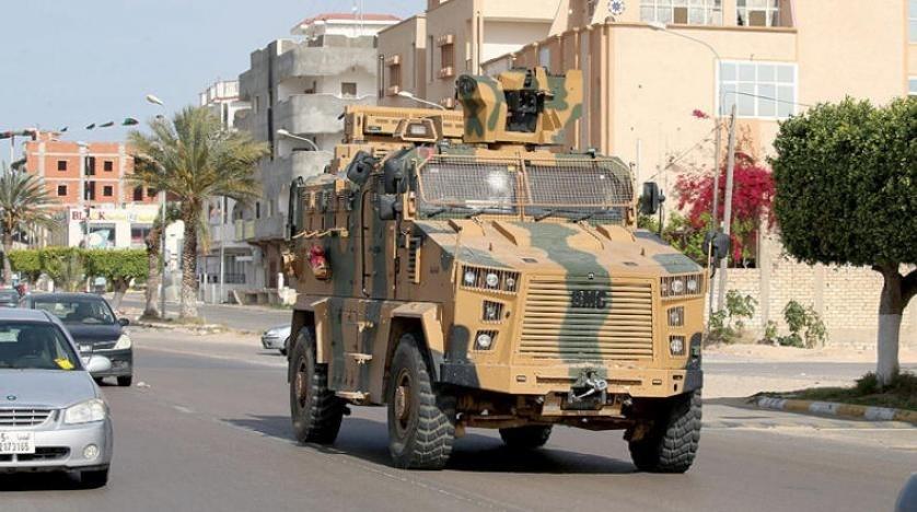 """ليبيا.. قوات """"الوفاق"""" تتقدم جنوب طرابلس"""