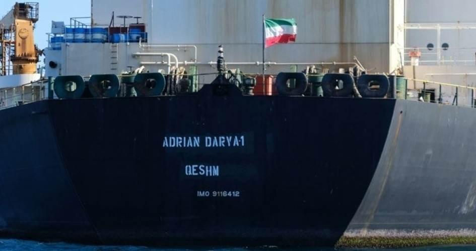أول ناقلة نفط ايرانية تصل إلى  فنزويلا بمرافقة سفن عسكرية فنزويلية