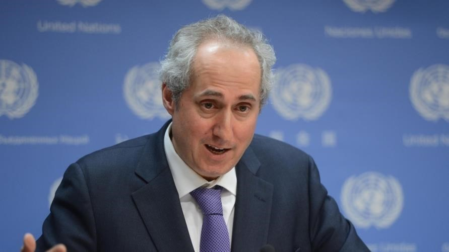 دوجاريك: الأمم المتحدة ترحب بالهدنة المعلنة في أفغانستان بمناسبة عيد الفطر