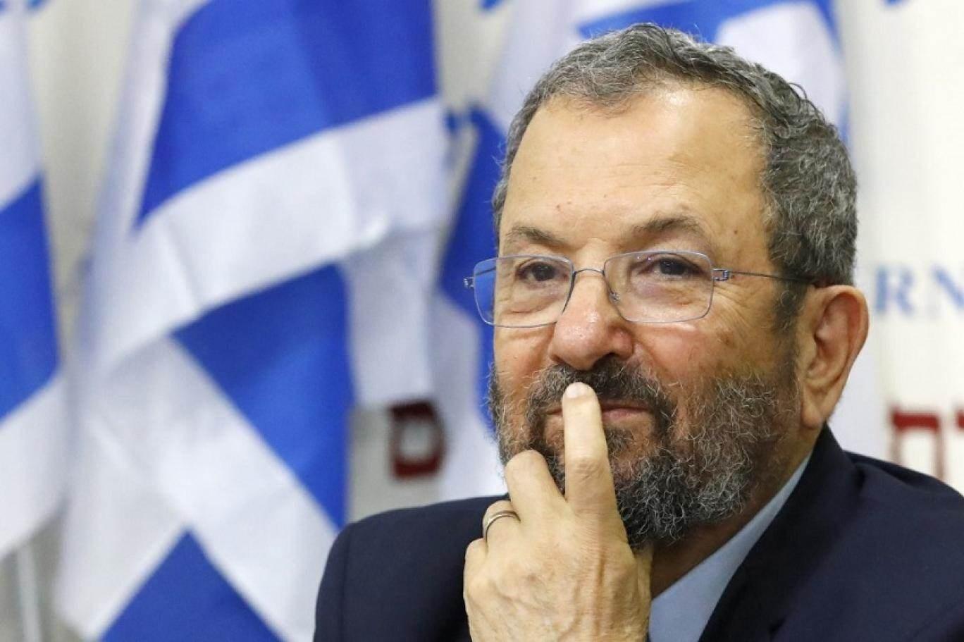 باراك: لست نادماً على الانسحاب من لبنان