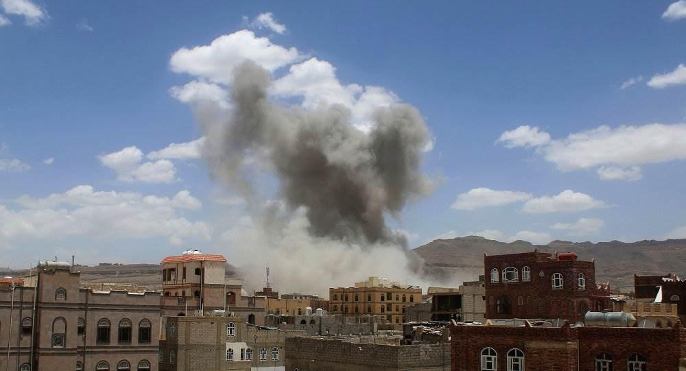 في أول أيام عيد الفطر.. استشهاد مدنيين بطائرات التحالف السعودي في اليمن