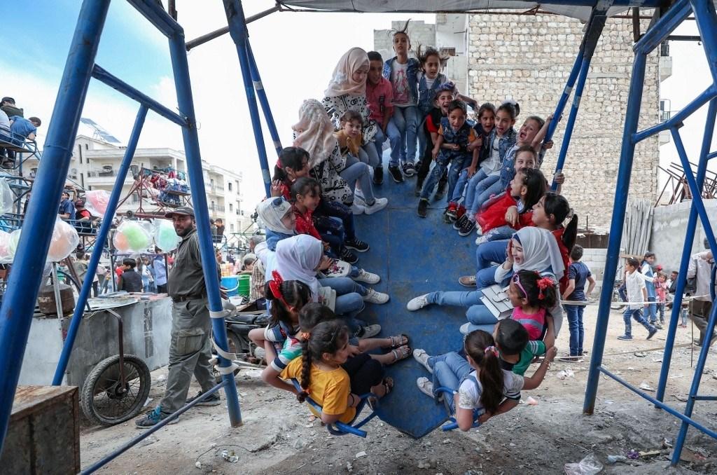 عيد الفطر في زمن كورونا والتباعد الاجتماعي