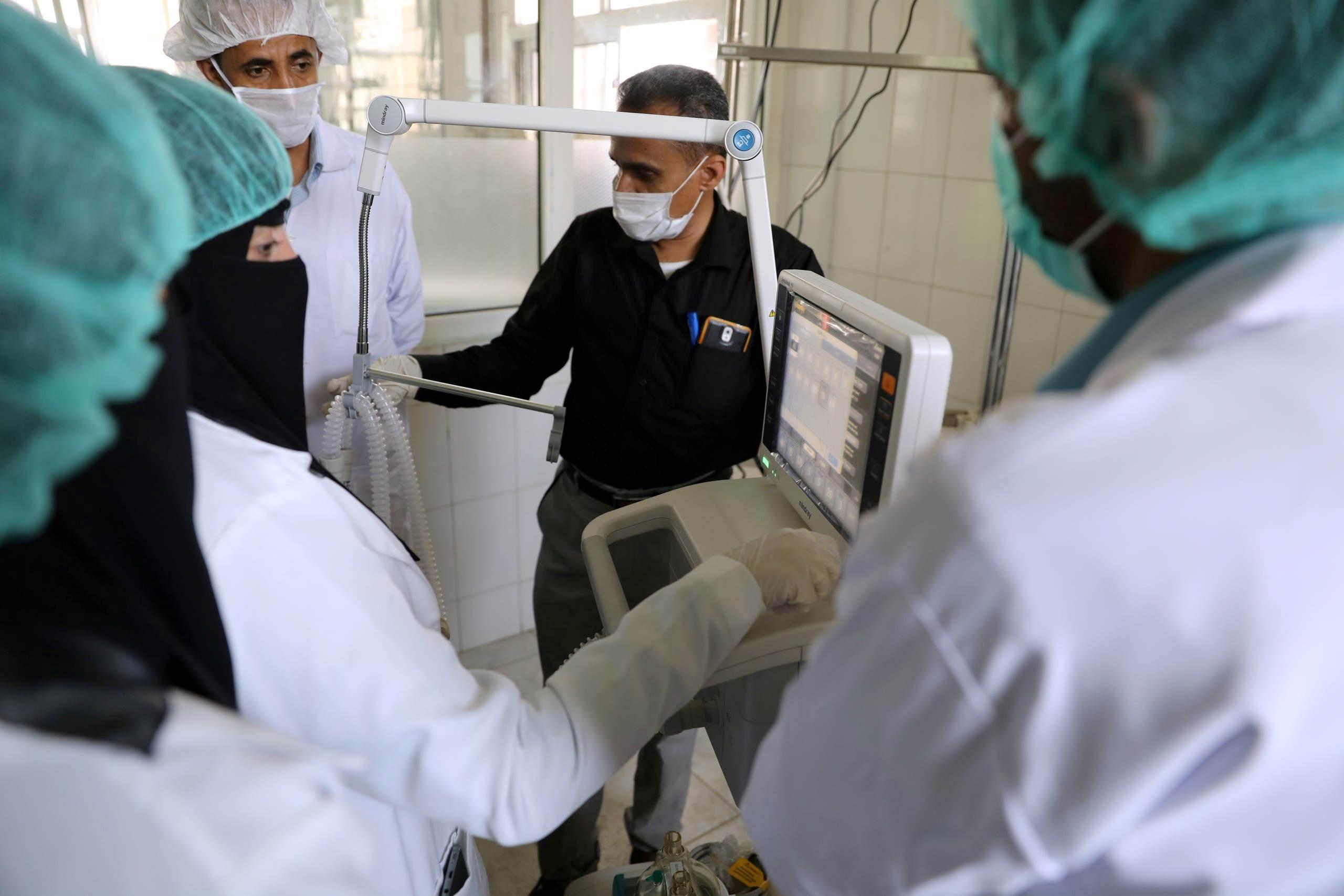 حكومة هادي تعلن عن إصابات جديدة بكورونا في تعز