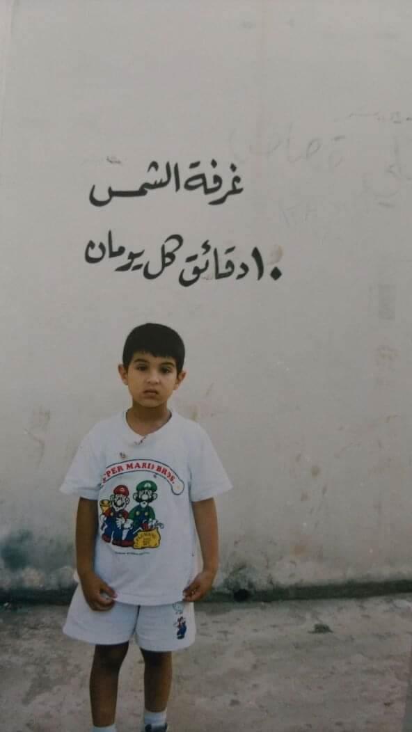 على أعتاب التحرير تركتُ ذكرى