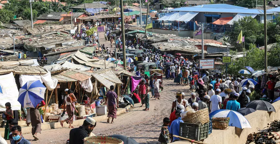 بنغلادش: 15 ألف لاجئ من الروهينغا في الحجر الصحي بسبب كورونا