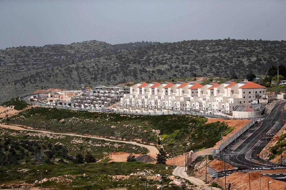 رئيس الائتلاف الحكومي الإسرائيلي يعارض إقامة دولة فلسطينية مقابل الضم