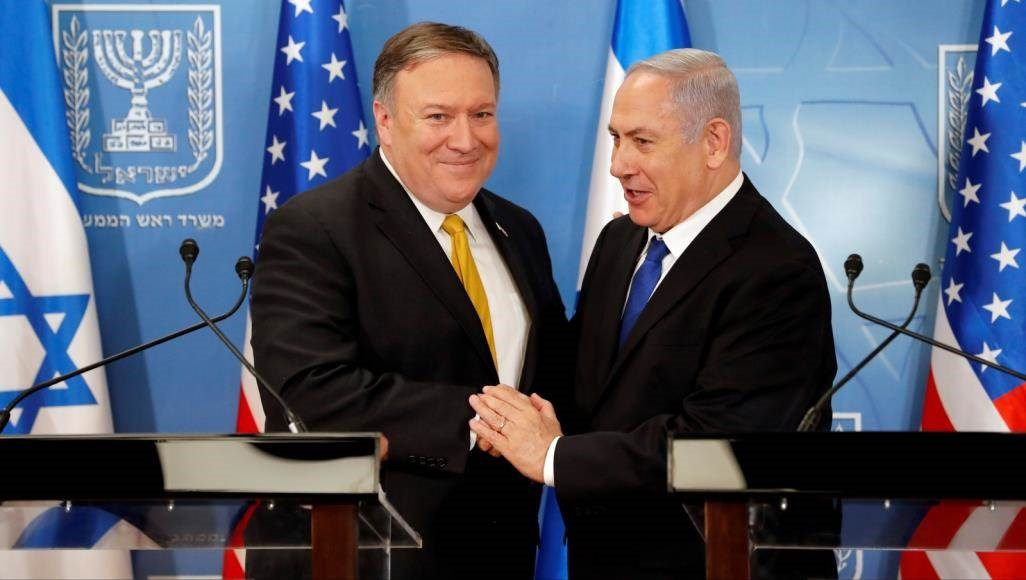 """بعد """"قلق"""" بومبيو.. """"إسرائيل"""" تستبعد الشركة الصينية!"""