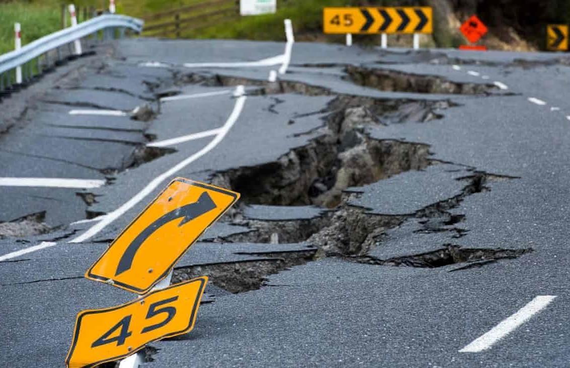 زلزالان في نيوزيلندا خلال يومين