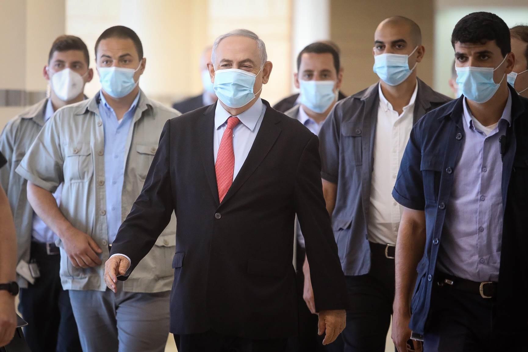 بعد بدء محاكمته بتهم فساد.. نتنياهو: لن نفوّت فرصة الضم التاريخية