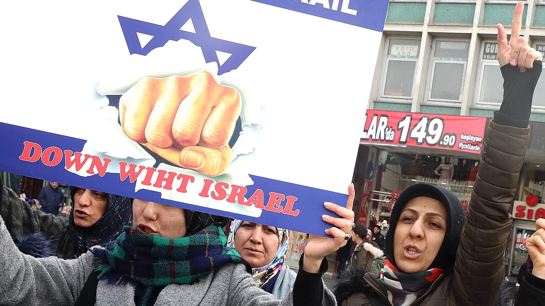تركيا ترفض مقترحاً إسرائيلياً يفضي إلى تحسين العلاقات بين الطرفين