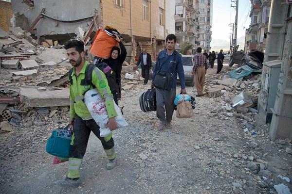 الميادين     زلزال بقوة 4 درجات يضرب شرقي طهران