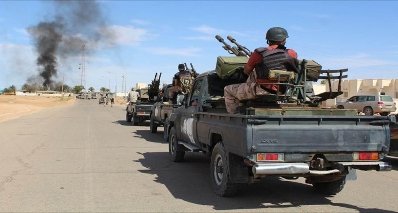 ليبيا: قوات الوفاق تسيطر على 3 معسكرات استراتيجية في طرابلس