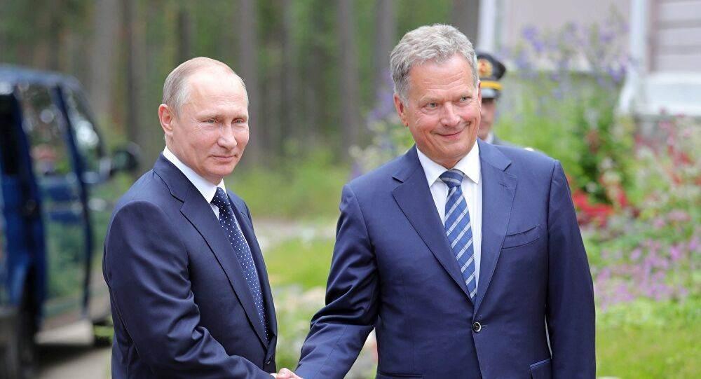 فنلندا تستدعي إعادة النظر في العقوبات الأوروبية ضد إيران وروسيا
