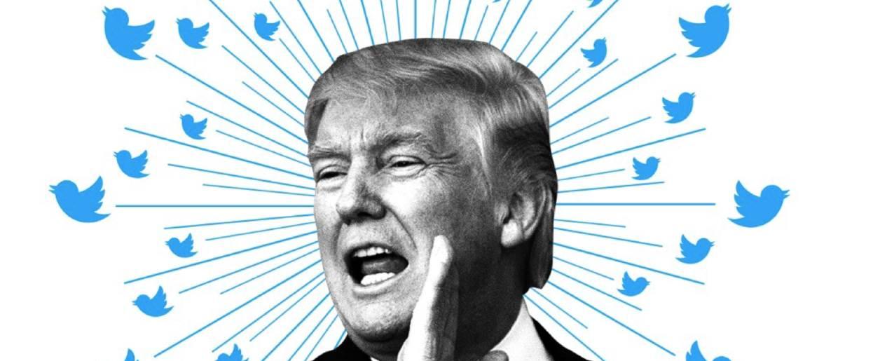 """أول سابقة مع رئيس دولة.. ماذا بين ترامب و""""تويتر""""؟"""