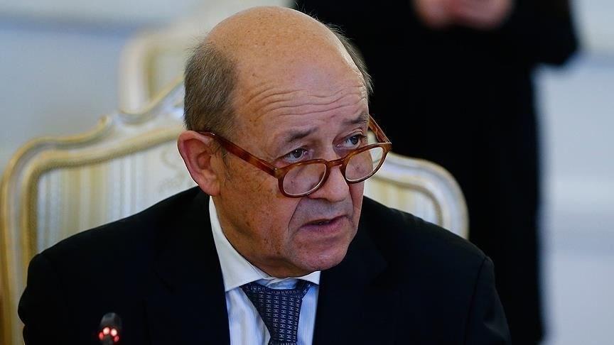 وزير الخارجية الفرنسي: سيناريو سوريا يتكرر في ليبيا