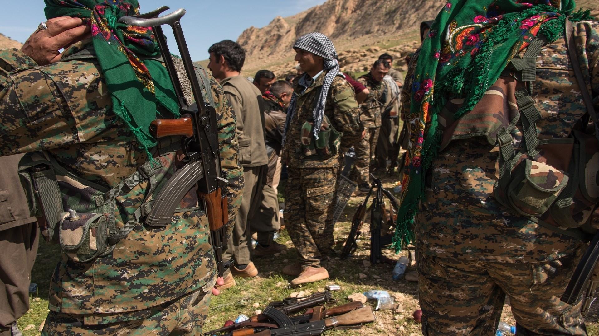 مقتل 4 من حزب العمال الكردستاني بقصف تركي شمال العراق