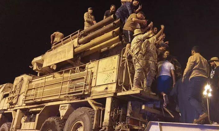 قلق أممي من تدفق الأسلحة إلى ليبيا
