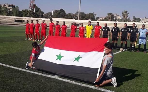 كرة سوريا تُشرق مجدّداً