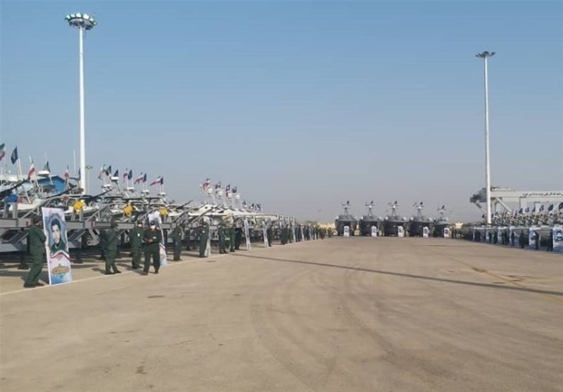 سلامي: قواتنا البحرية ستمتد إلى أقصى نقاط العالم