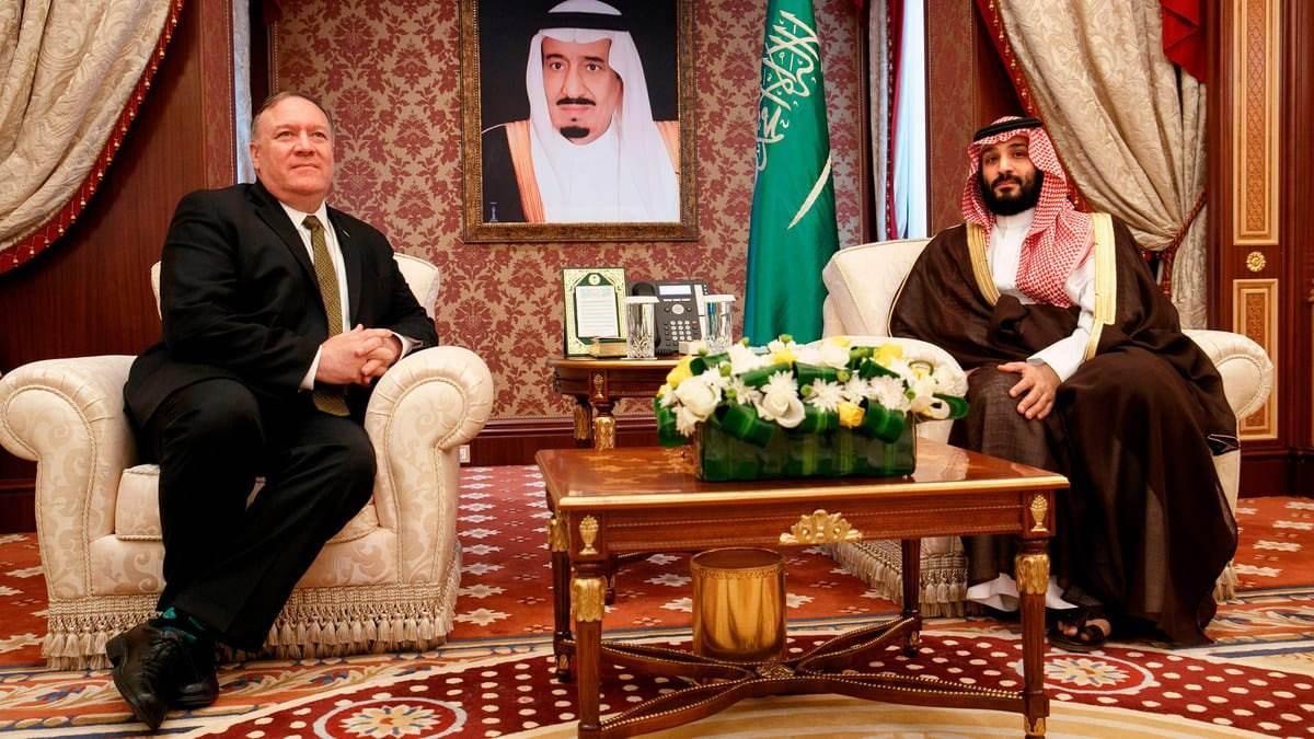"""""""ذا دايلي بيست"""": إدارة ترامب تعد لصفقة أسلحة جديدة مع السعودية"""