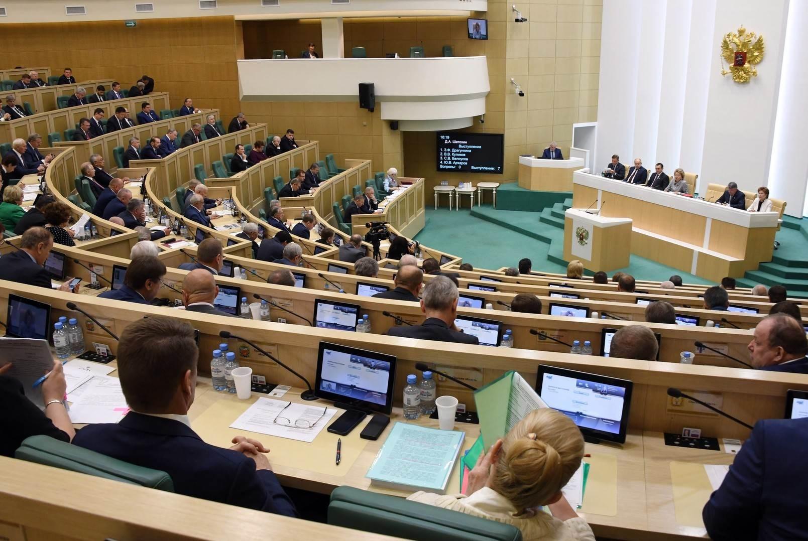 مجلس الاتحاد الروسي: أميركا تستفز إيران للخروج من الاتفاق النووي