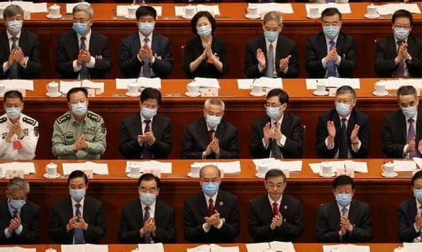 البرلمان الصيني يقر قانوناً مدنياً موحداً  في البلاد