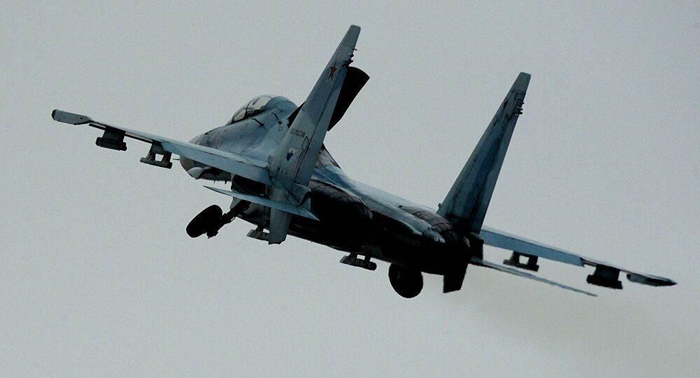 الدفاع الروسية: مقاتلات روسية تبعد قاذفات أميركية عن أجواء البحر الأسود