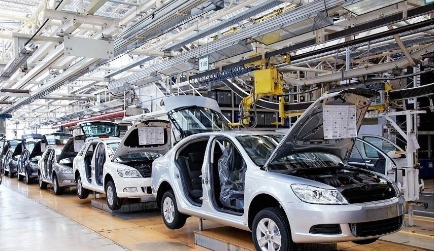 إيران تنتج أكثر من 100 ألف سيارة خلال شهرين