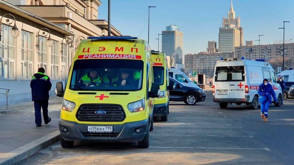 الوباء يتفشى بسرعة في روسيا وعدد المصابين يتجاوز الـ130 ألفاً