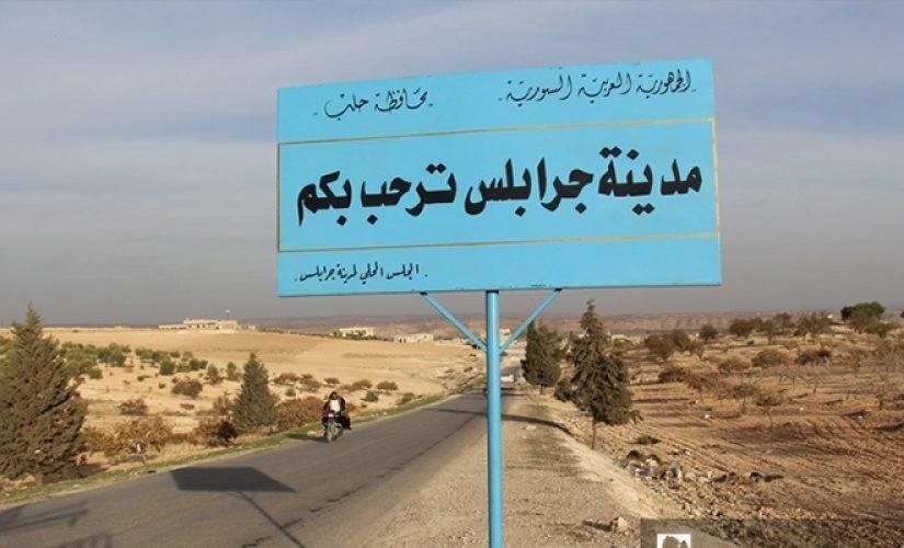 """معلومات عن طرد فصيل """"جيش أحرار الشرقية"""" من جرابلس"""