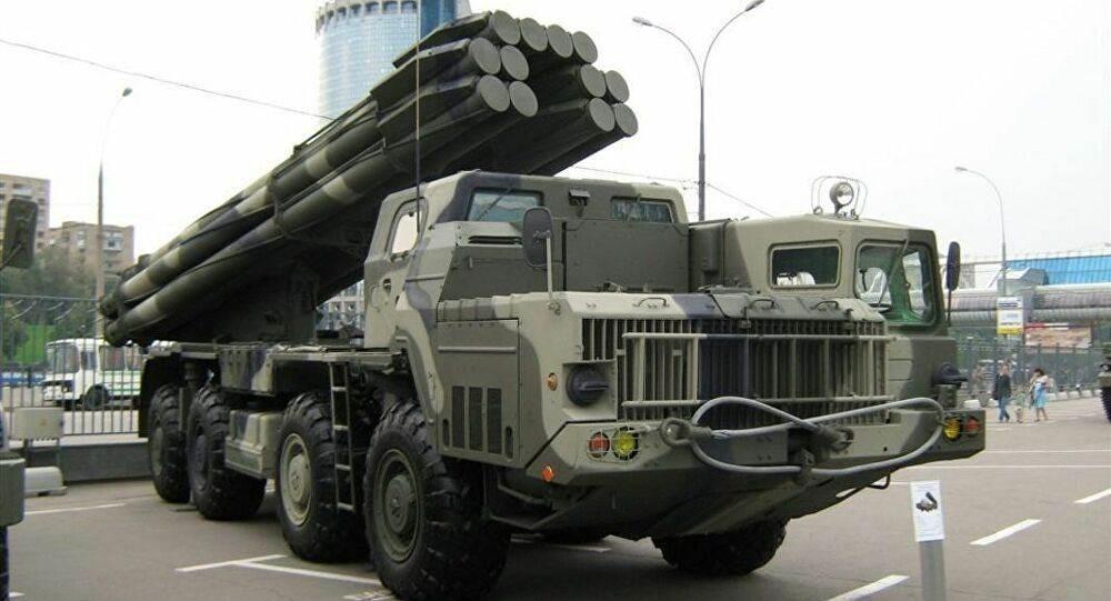 """الجيش الروسي يعزز قدراته الدفاعية بـ30 منظومة صواريخ """"تورنادو"""""""