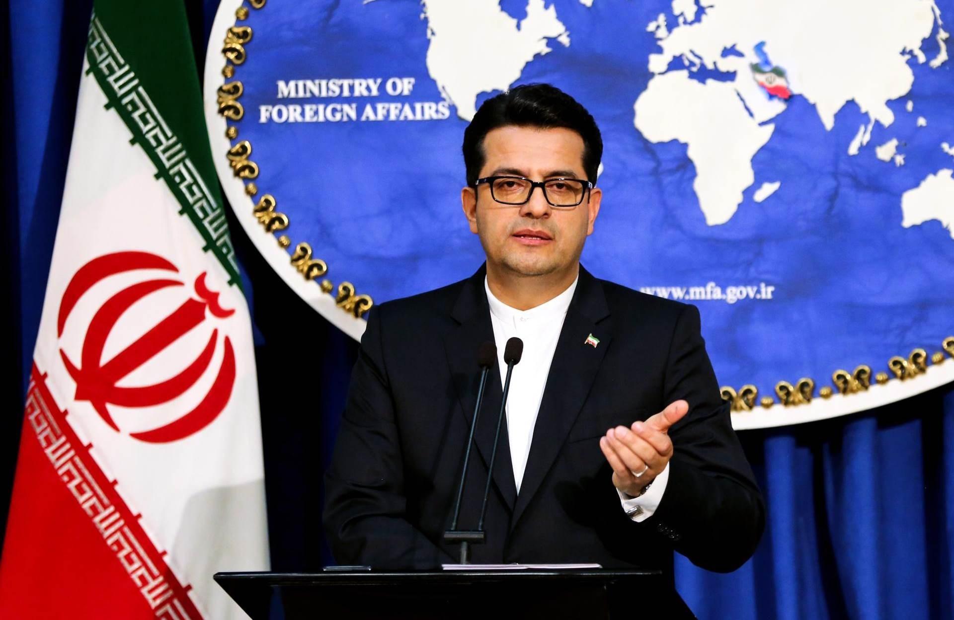 الخارجية الإيرانية تدين الهجوم الإرهابي لداعش في العراق