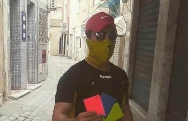 """في تونس... """"حكم الكورونا""""! (فيديو)"""