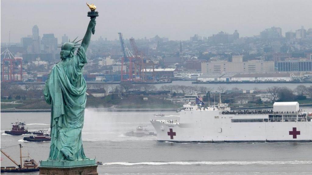 البحرية الأميركية في زمن كورونا.. تحديات مُستحدَثة وتعايُش اضطراري