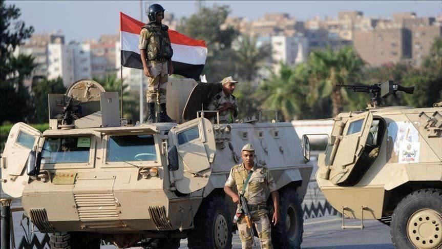 القوات المسلحة المصرية: مقتل 126 إرهابياً وتنفيذ 16 عملية نوعية في سيناء