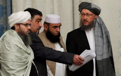"""الحكومة الأفغانية تعلن استعدادها للتفاوض مع """"طالبان"""""""