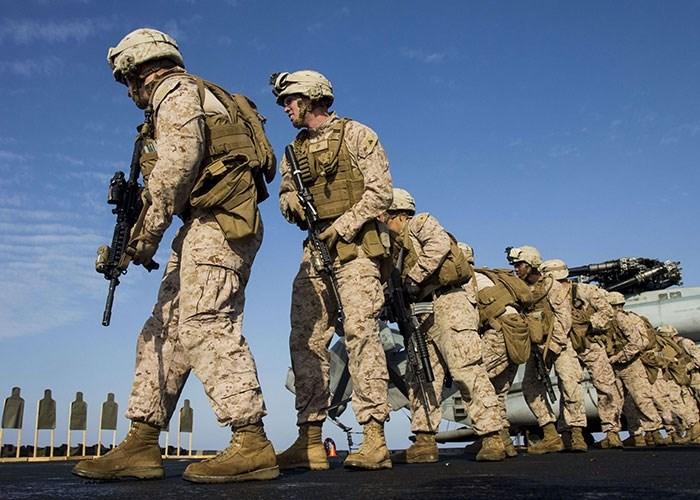 قوات أميركية في تونس.. لمواجهة روسيا في ليبيا!