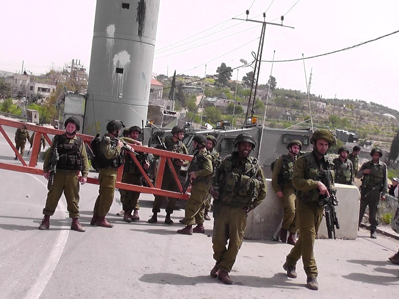 استشهاد فلسطيني برصاص الاحتلال في القدس المحتلة عند باب الأسباط