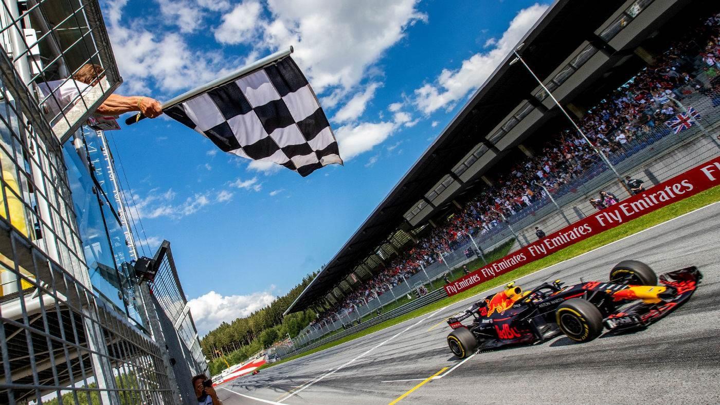 فورمولا 1: الحكومة النمساوية تسمح باقامة سباقين