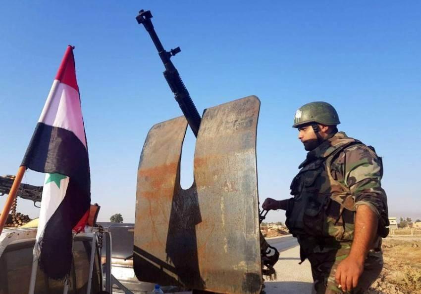 الجيش السوري يتابع تمشيط ريف إدلب الجنوبي