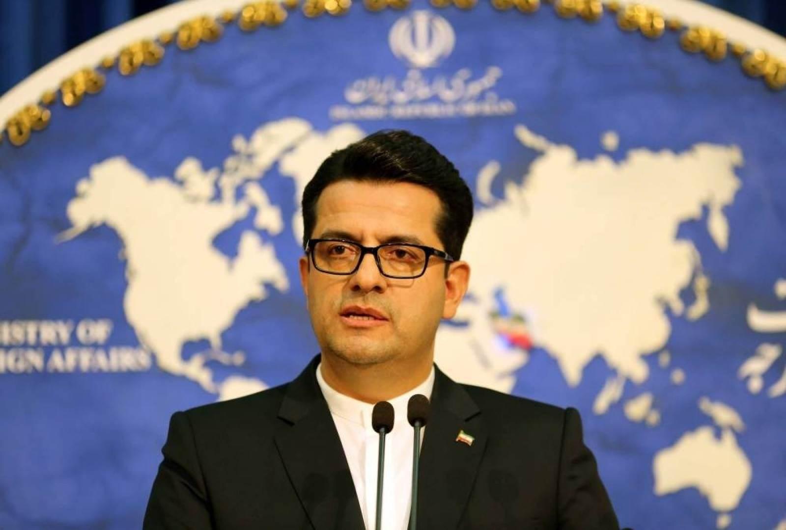 طهران تدين إجراءات واشنطن الأخيرة لفرض عقوبات عليها