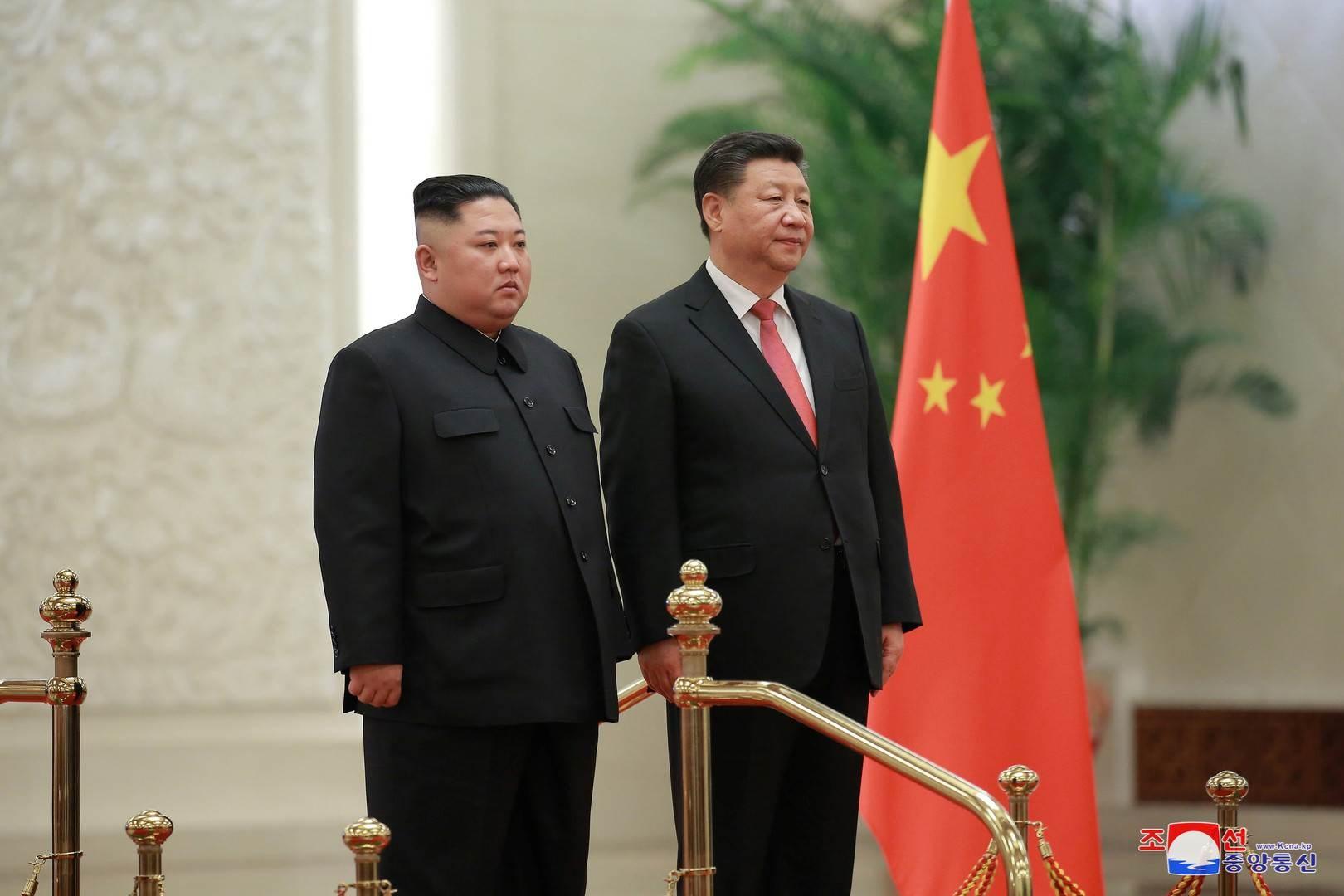كوريا الشمالية تدعم إجراءات الصين حول هونغ كونغ