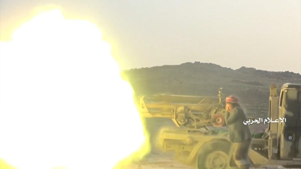 معارك عنيفة بين قوات حكومة صنعاء وهادي في محافظة مأرب