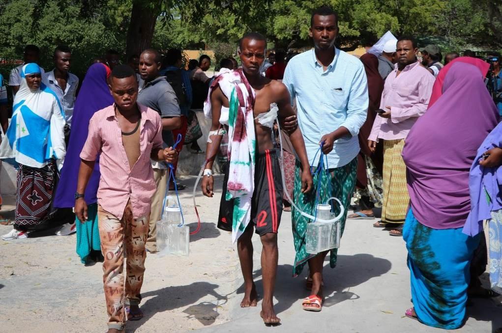 قتلى جراء انفجار قنبلة في حافلة بالصومال