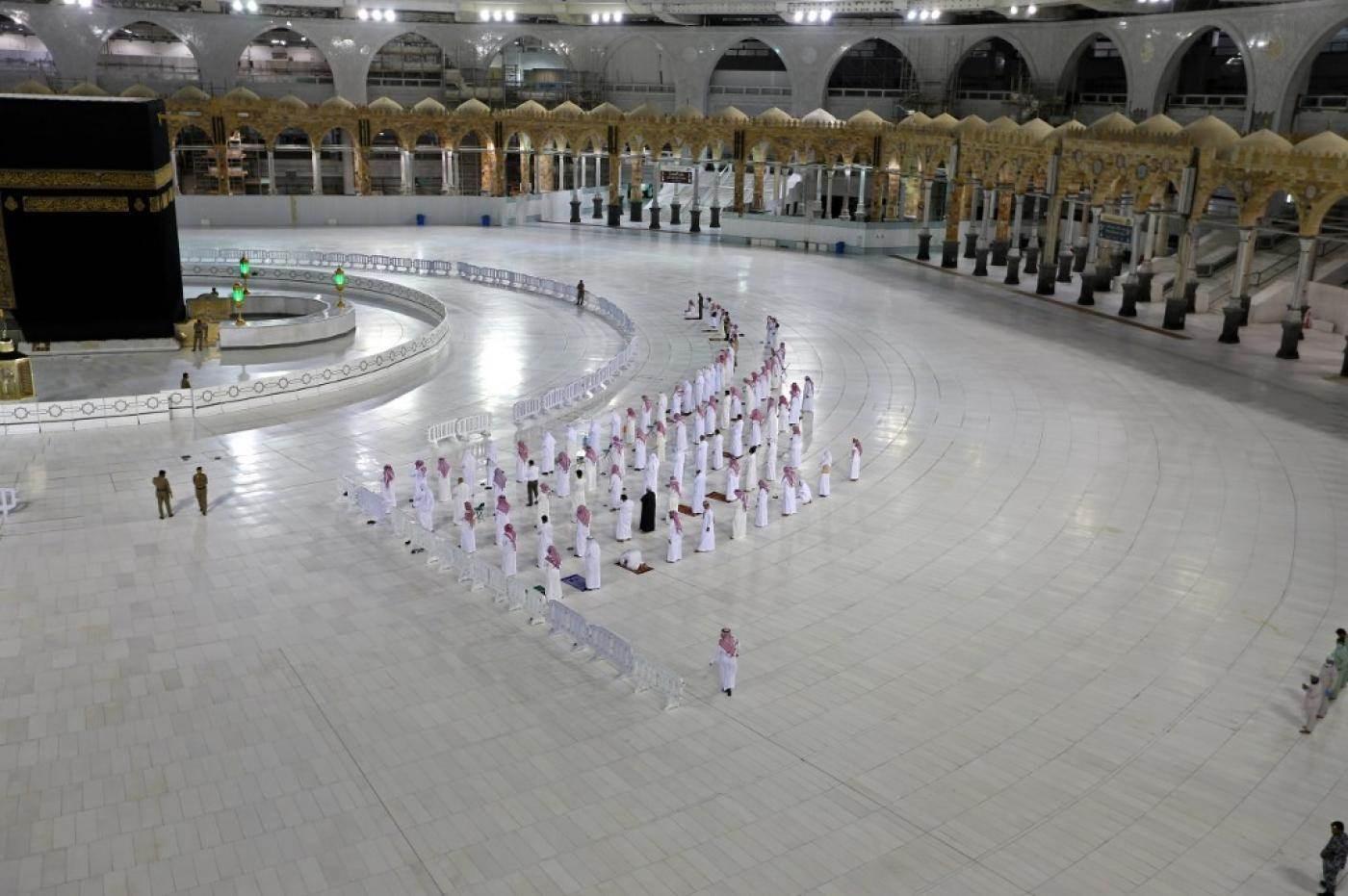 """""""ميدل إيست آي"""": 70 بالمئة من سكان مكة مصابون بفيروس """"كورونا"""""""
