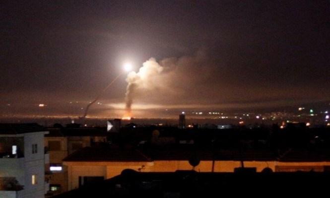 الدفاعات الجوية السورية تتصدى لعدوان إسرائيلي على ريف حلب الشرقي